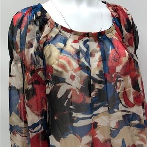 Alfani Garment Multi Blouse New 18
